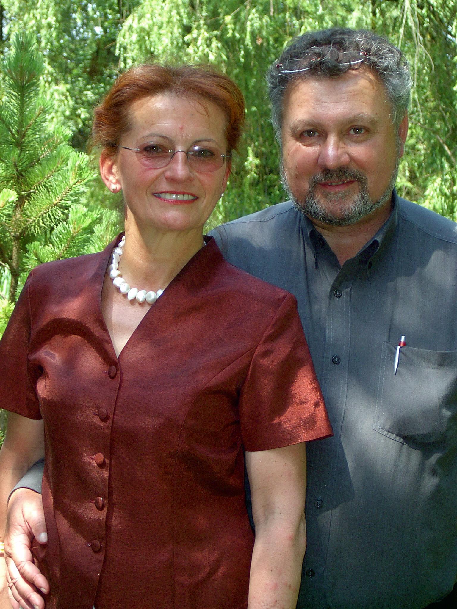 Halina Baran And Berthold Kepplinger Max Kade Center For German